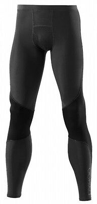 SKINS RY400 Men's Recovery Long Tights graphite - B43039001