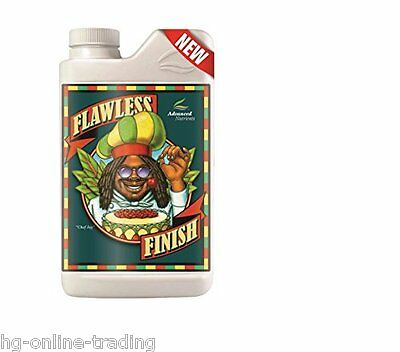 Advanced Nutrients Flawless Finish 1L - Plant Nutrient Flushing Agent