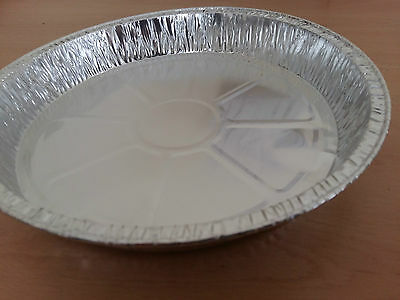 29cm Aluminium Foil Large Pie Tin Pan Tray Dish Bake Oven Cook Great Value!