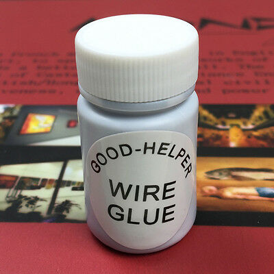 Conductive Paint Electric NO Soldering NO Copper Tape Repair Guitar Shield 18ml