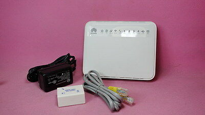 Used Huawei HG630a VDSL2/ADSL2+ 300Mbps Wireless Modem/ETH WAN port/router