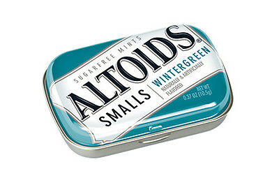 Sugar-Free Wintergreen Altoids Smalls