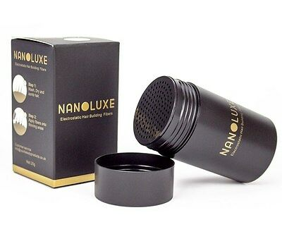 Hair Thickening Fibres, building fibers,fiber, Hair Loss Concealer Nanoluxe