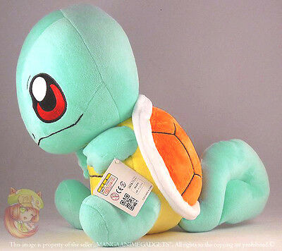 Pokemon plush SQUIRTLE plush doll 12 inches/30 cm *UK Stock* Fast Shipping