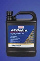 Genuine Holden Ac Delco DEX-COOL Extended Life Red Coolant 5 Litres GM Commodore