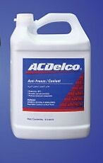 Genuine Holden Ac Delco All Seasons GREEN Coolant 5 Litres GM VS VT VY Commodore