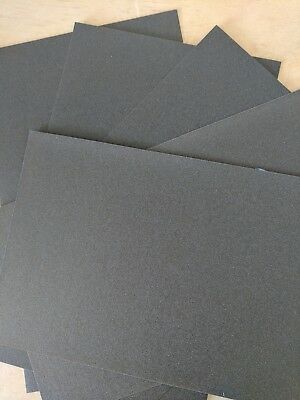 Sandpaper Wet or Dry 9 X 11 (320 Grit) Sand Paper 10 Pc.
