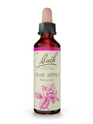 Bach Original Flower Remedies - Crab Apple 20ml