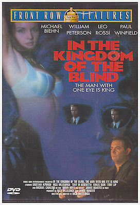 In The Kingdom Of The Blind (Dvd,2001) Rare Brand New Very Good