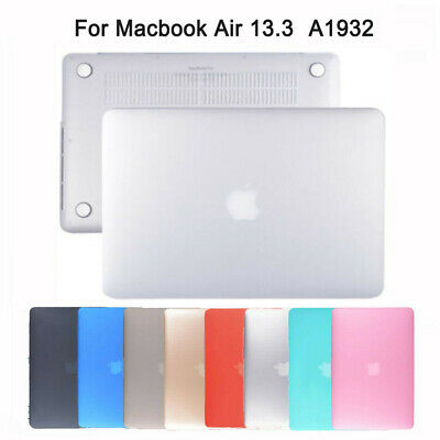 """Rubberized Matte Hard Case Cover Shell for the New MacBook 12"""" Inch A1534 Retina"""