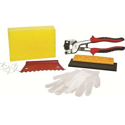 Tiling Tool Kit - 6 Pieces - (Ttk)