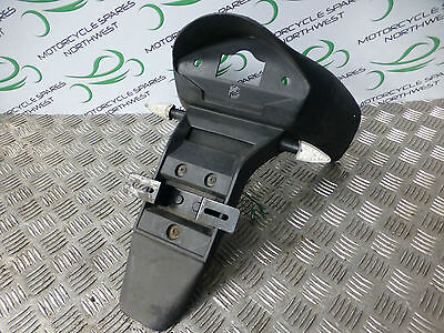 Cpi Aragon 125 2013 Rear Mudguard Number Plate Holder & Indicators See Ad