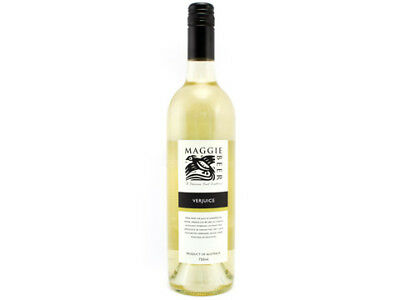 NEW Maggie Beer Verjuice Bottle 750ml