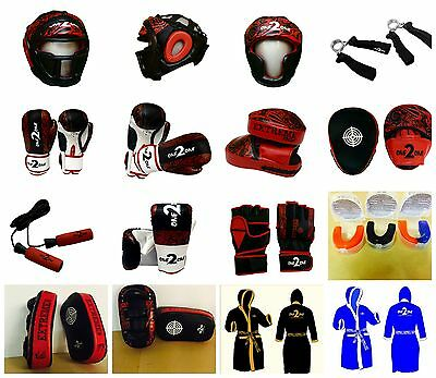 ONE2ONE entire boxing range.