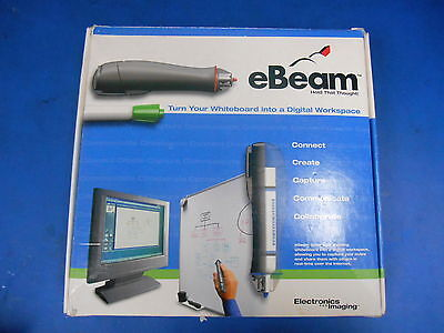EBEAM Electronic Imaging Whiteboard System PC