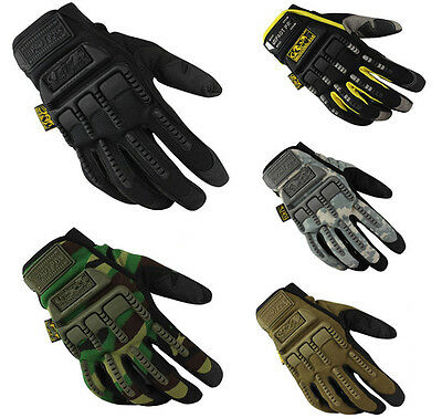 Military Camping Tactical Airsoft Hunting Shooting Paintball Army Combat Gloves
