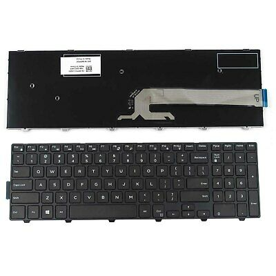 Keyboard for Dell Inspiron 3000 Series 15 3541 3542 0JYP58 Laptop US Black