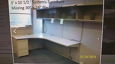 Office furniture  - Government Specs, high grade 6 Work Stations High Quality
