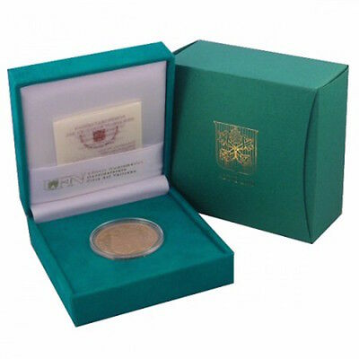 2010 vatican 100 euro gold the last judgement with box and certificate new