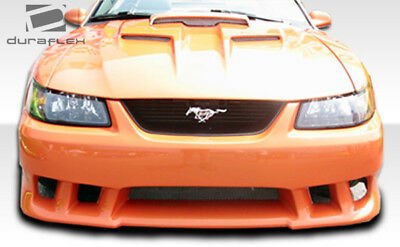 1999-2004 Ford Mustang Duraflex Colt Front Bumper Cover - 1 Piece Body Kit
