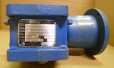 Textron Model MSHV-20-X7A Speed Reducing Gearbox 20:1 Ratio