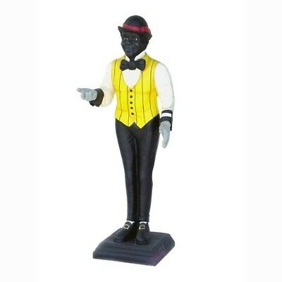 African American Statue - Life Size Prop Butler 6 ft - Free Ship
