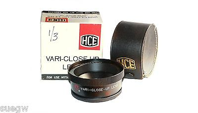 HCE by Tiffen Vari-Close-Up Lens for 54mm (Series 7)