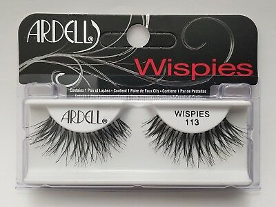 def6765ea74 3 PACK GLAMOUR Lashes - # 113 Black by Ardell for Women - 1 Pair ...