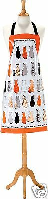 Ulster Weavers Cats In Waiting Apron Oven Glove Tea Cosy Gauntlet Scatter Tray