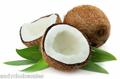 Coconut Oil, 100% Organic PURE Natural for Cooking and Skin 25g - 5kg Refined.