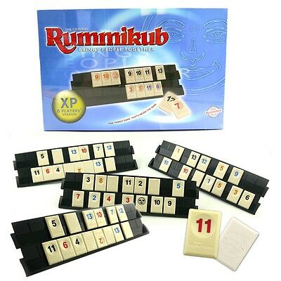 The Original Rummikub Board Game Family Party Travel Set Rummy Educational Toy