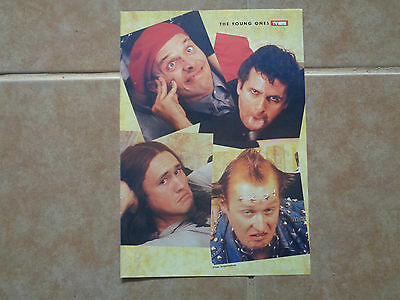 The Young Ones_MAGAZINE CLIPPINGS_ships from AUS!_13M