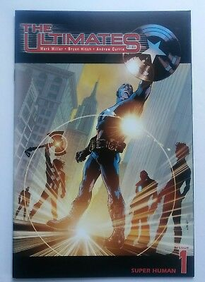 Ultimates #1 VF/NM 9.0/Avengers/Mark Millar/Bryan Hitch/2002 Marvel Comics