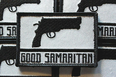 Good Samaritan Patch - Inspired by the movie HellBoy -