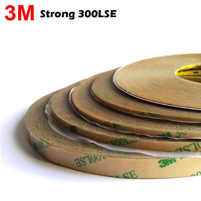 3M 300LSE Clear Strong Double Side Adhesive Tape for LCD Screen Panel Digitizer