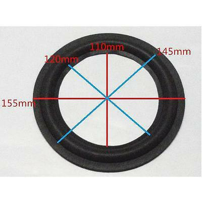 Newest1 pair 6 in. Speaker Surround Repair Foam woofer edge + FREE SHIPPING