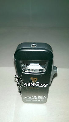 Guinness Bottle Opener Lighter - Official Guinness Product - Fathers Day Gift