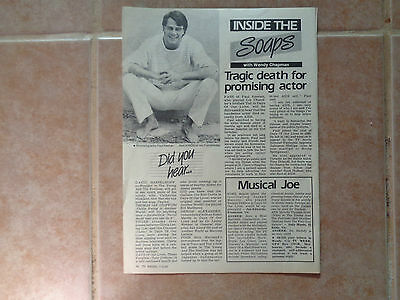 Paul Keenan_MAGAZINE CLIPPINGS_ships from AUS!_14i