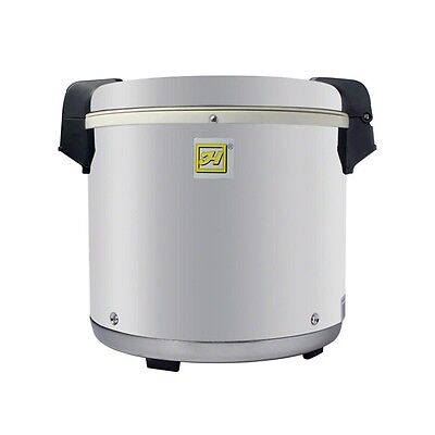 50 Cup Stainless Steel Electric Rice Warmer - Sej22000
