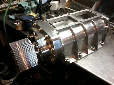 How To  6-71 Blower Rebuild  supercharger CD by Rick Dean owner Dean Blowers