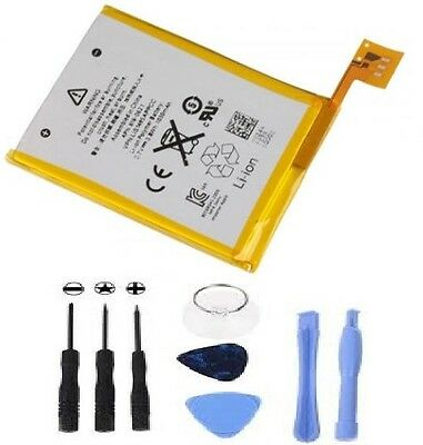 New 1030mah High Quality Battery For Apple iPod Touch 5 5G 5th Generation +Tools