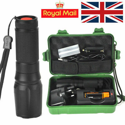 15000LM 3x XM-L2 LED 3X18650/26650 Scuba Diving Flashlight Torch Underwater 200m
