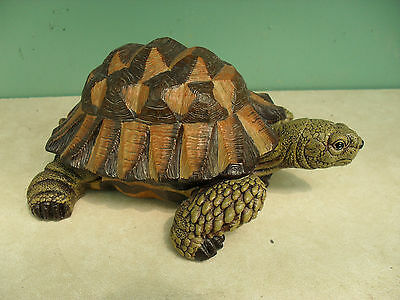 Garden Tortoise Ornament Brand New And Very Realistic