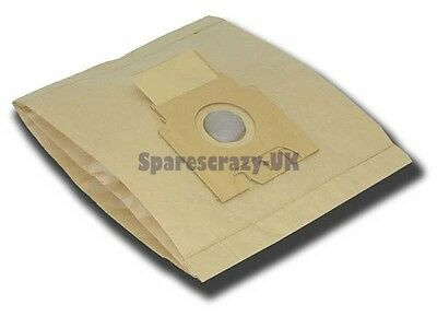 To fit Hoover H60 Vacuum Cleaner Dust Bag 5 Pack