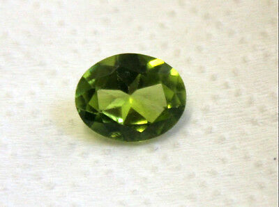 Natural Gemstone Faceted Oval 8X10 Loose Peridot 2.1Ct Gem Pe01