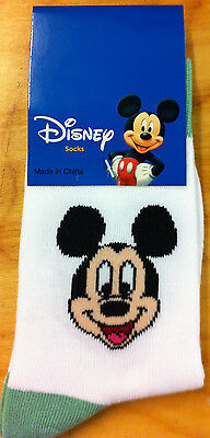 Mickey Mouse Stretch Socks New FREE Shipping