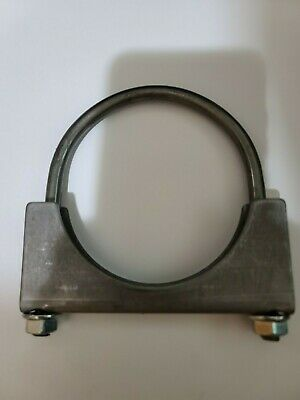 "5/"" inch preformed band exhaust clamp FREIGHTLINER VOLVO PETERBILT GMC KENWORTH"
