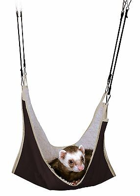 Trixie Rat Hammock Ferret Hamster Gerbils Small Rodents Cuddly Hanging Bed 62692