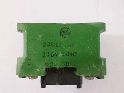Used General Electric 22D151G2 Coil 110V 60HZ