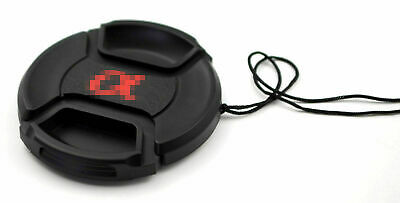 Snap-On Front Lens Cap Cover for Sony Alpha A200 A350 A230 A330 A580 55mm